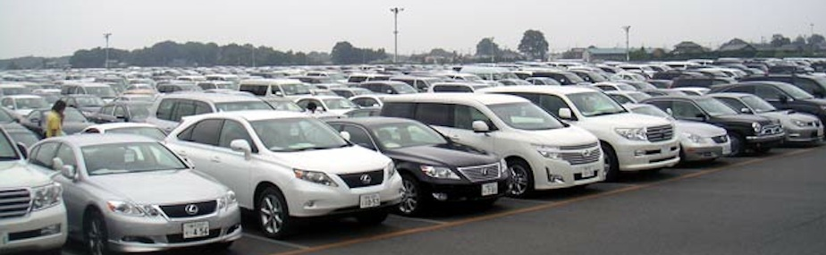 Japan Cars Auction Sale